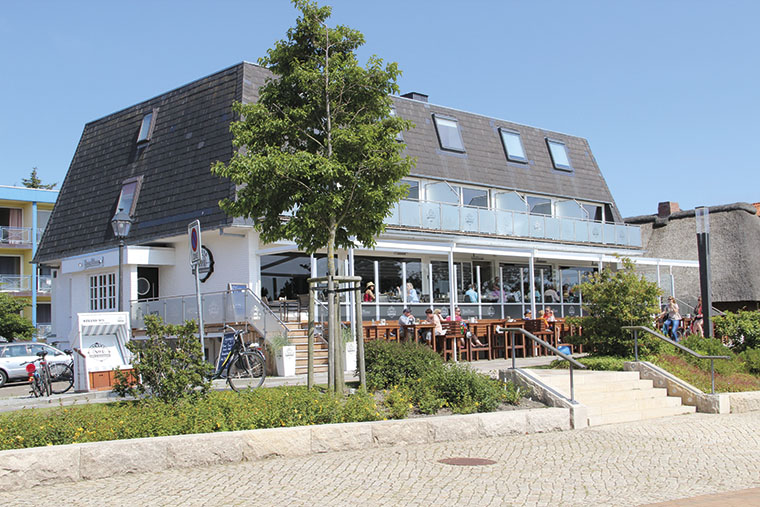 Cafe Hotel St. Peter-Ording